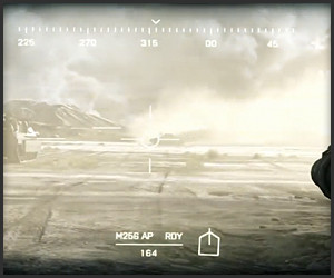 Battlefield 3 Tank Gameplay