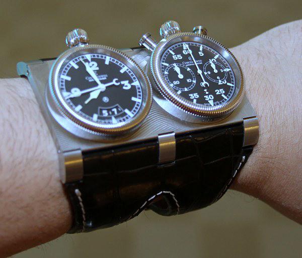 Chronoswiss Wristmaster CH2703