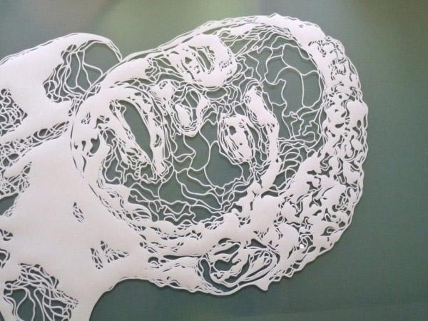 Kris Trappeniers Paper Art