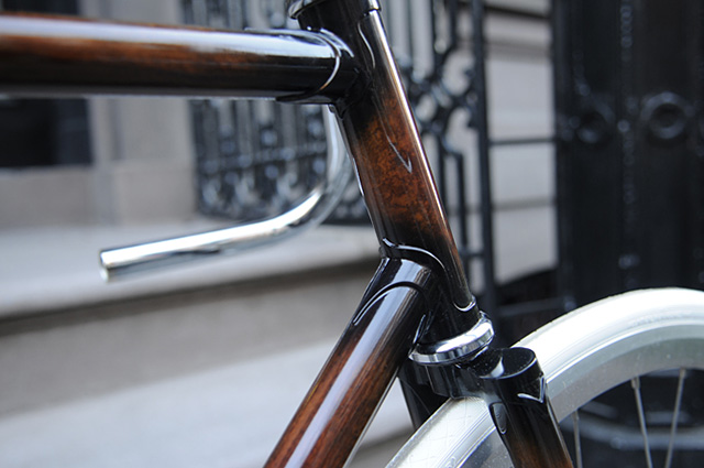 Rob's Woodgrain Bikes