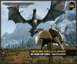 Elder Scrolls V: Skyrim Gameplay