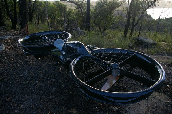 Hoverbike Flying Motorcycle