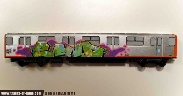 Trains of Fame