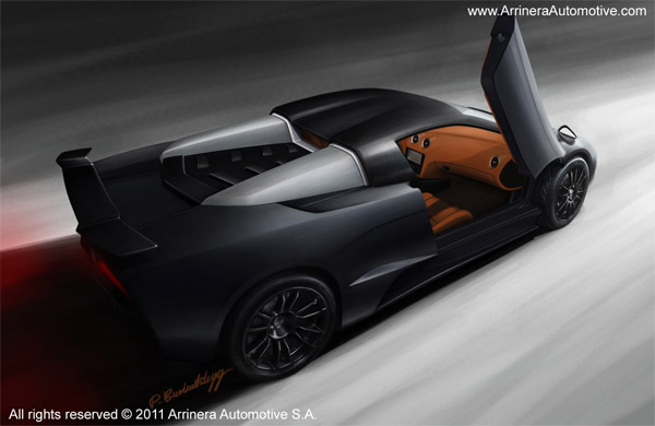Arrinera Concept Car