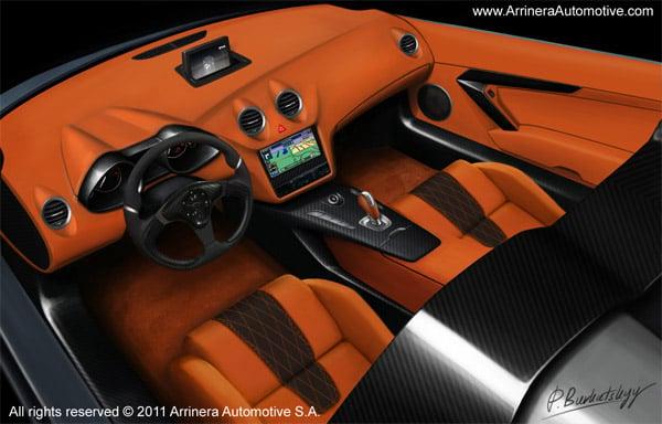 Arrinera Concept Car
