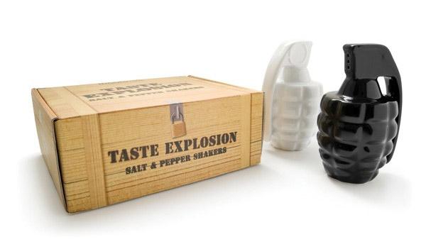 Taste Explosion