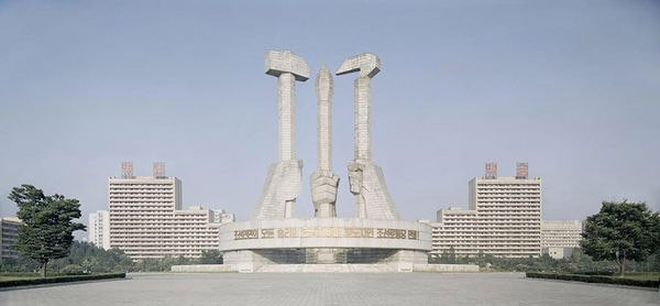Welcome to Pyongyang (Photos)