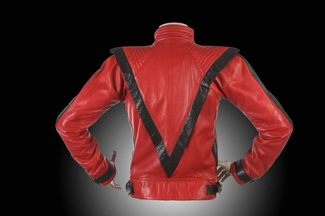 Michael Jackson's Thriller Jacket