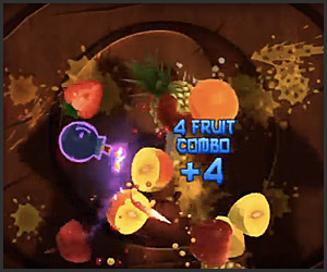 Fruit Ninja Kinect (Trailer)