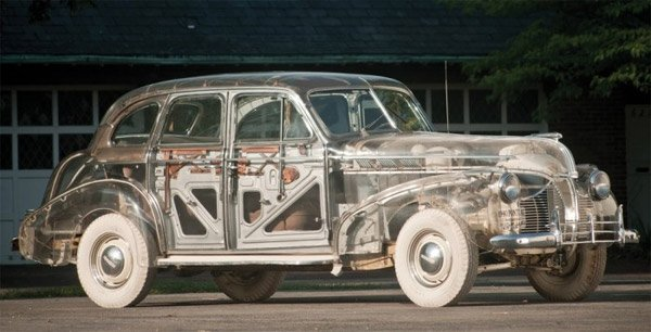 The '39 Ghost Pontiac