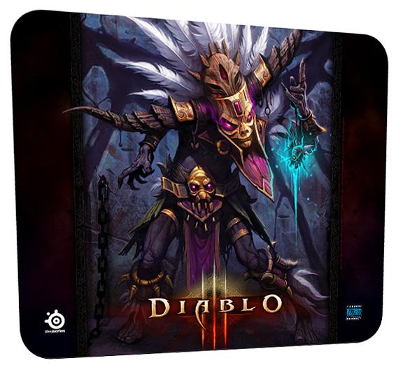 SteelSeries x Diablo III