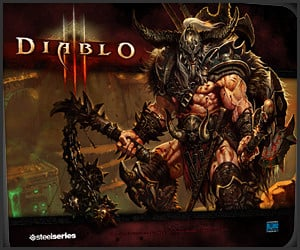 SteelSeries x Diablo III