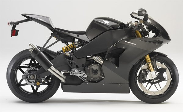 2012 Eric Buell Racing 1190RS