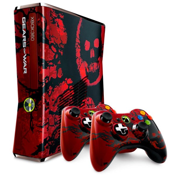 Xbox 360: Gears of War 3 Edition