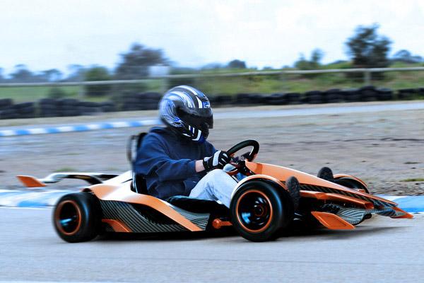 GK2G (Go-Kart to Go)