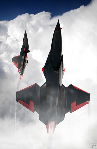 AvA02 R.E.D. Serafim Jet