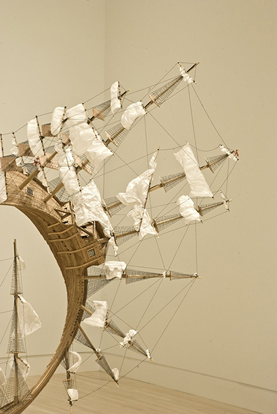 Möbius Ship
