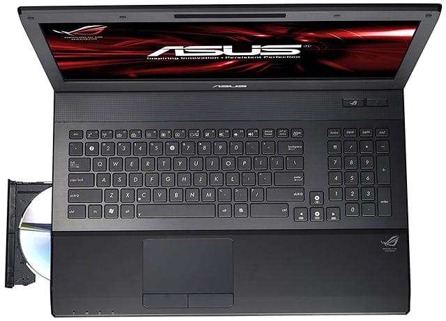 ASUS G74 Gaming Laptop