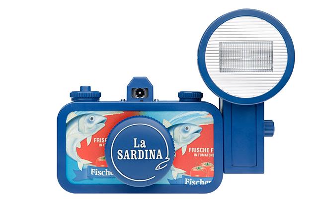Lomo La Sardina Camera