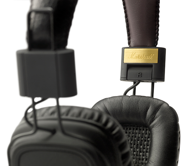 Marshall Major w/Mic & Remote