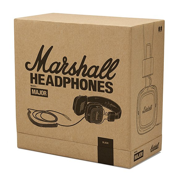 Marshall Major w/Mic & Remote