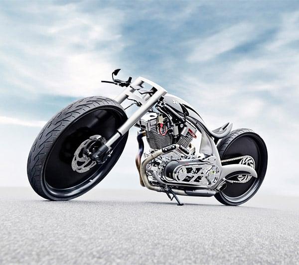 Akrapovič Morsus Motorcycle