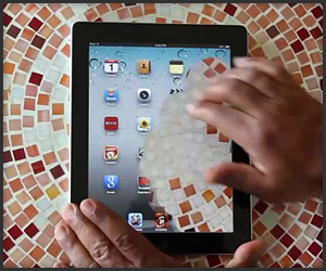 Invisibility for iPad 2