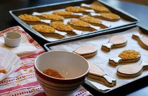 Fried Chicken Cookies
