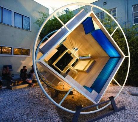 Zero Gravity Living Structure