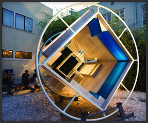 Zero Gravity Living Structure