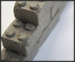 Concrete Building Blocks