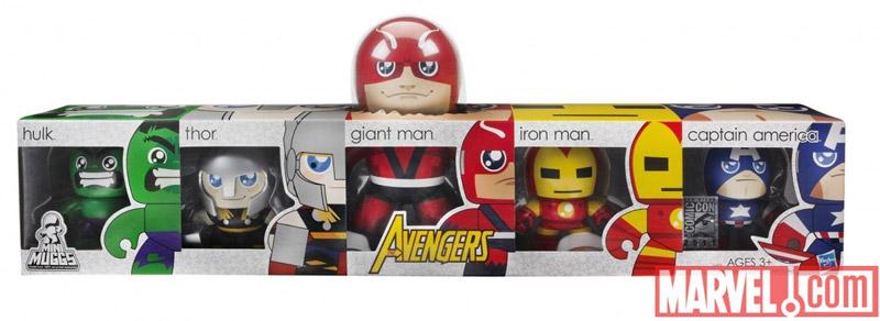 Marvel Mini Muggs: The Avengers