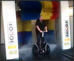 Segway Car Wash
