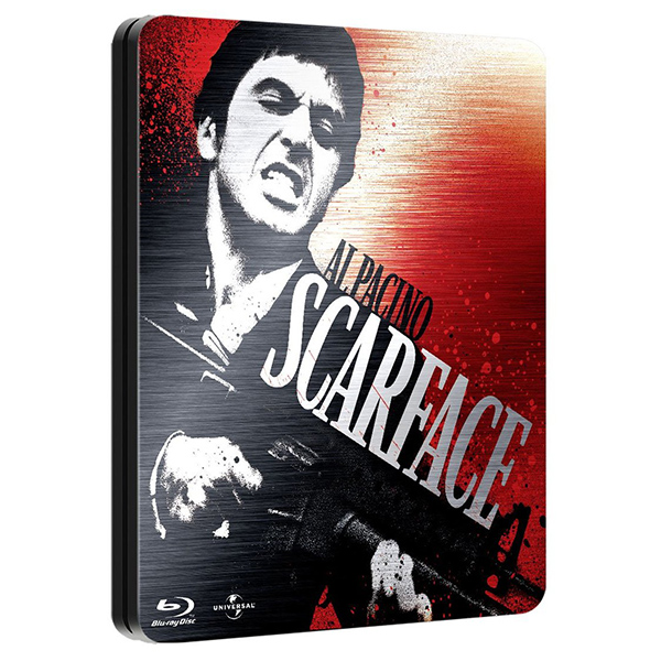 Scarface Steelbook Box Set