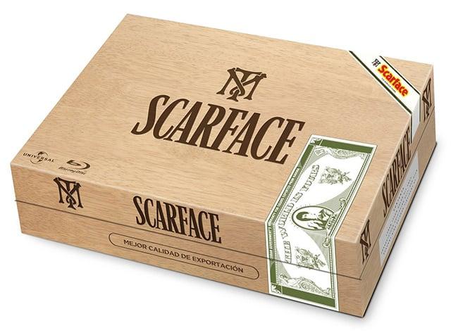 Scarface Steelbook Box Set
