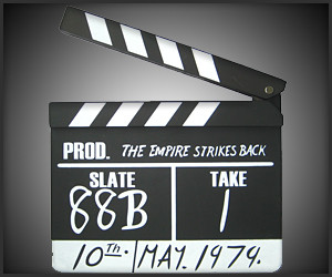 Empire Strikes Back Clapper