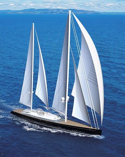 Vertigo 220 Superyacht