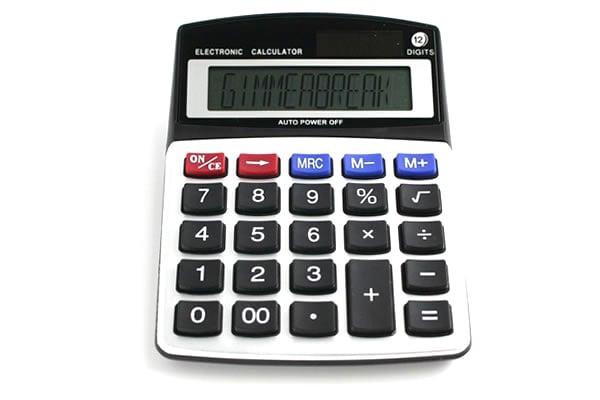 Crazy Calculator