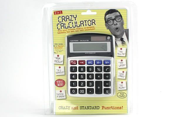 Crazy Calculator