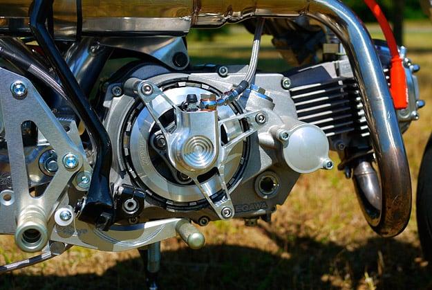 Custom Honda Monkey