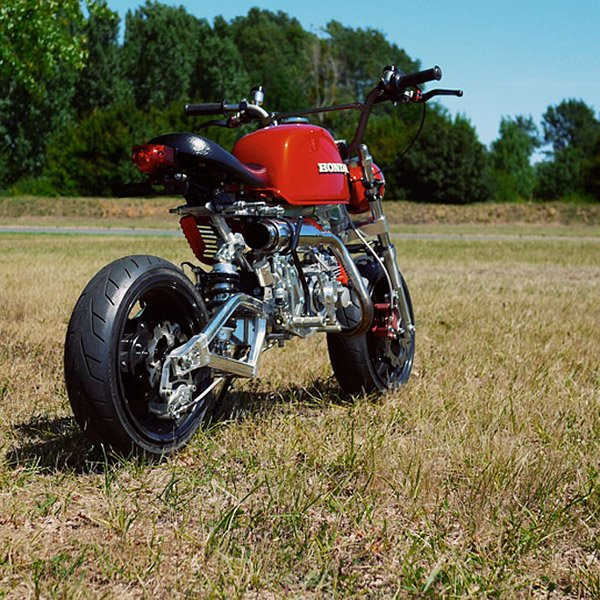 Custom Honda Monkey
