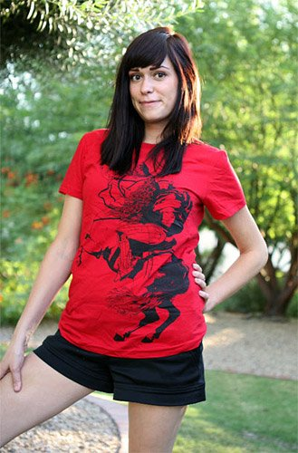 RoboCop on a Unicorn T-Shirt