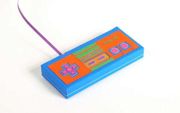 Papercraft Retro Gadgets