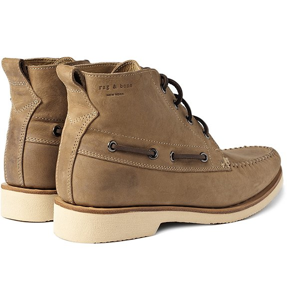 Wakefield High Top Boat Shoes