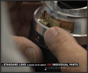 Making Leica Lenses