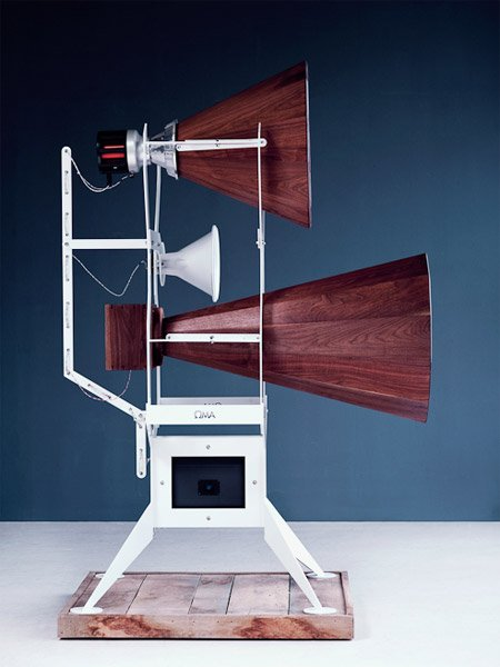 Oma Imperia Speakers