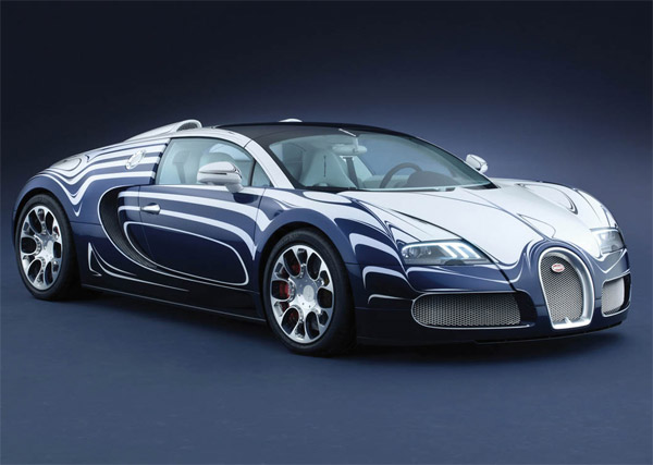 Veyron Grand Sport L'Or Blanc