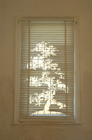 Miniature Tree Carvings