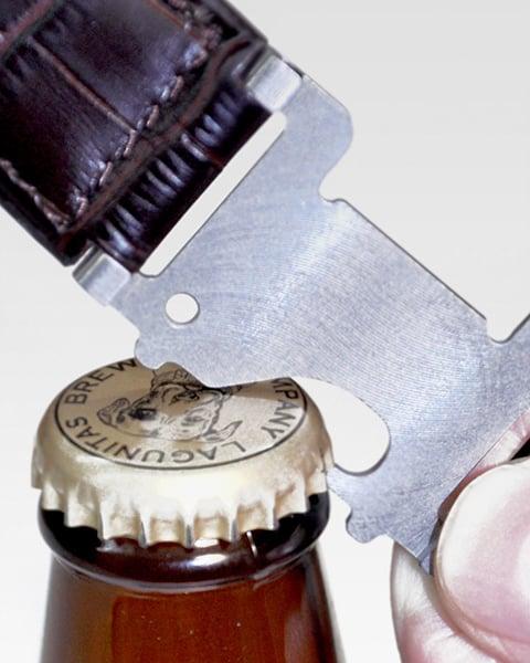 Nano Watch Band Beer Opener