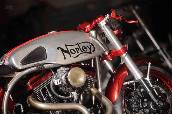 Santiago Chopper Norley
